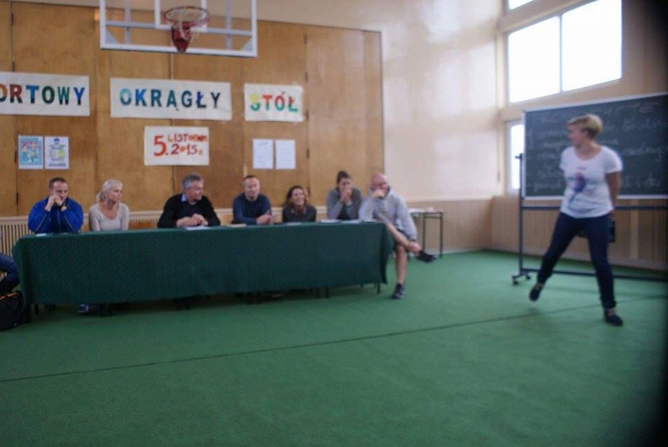 WF z Klasą - Sportowy Okrągły Stół
